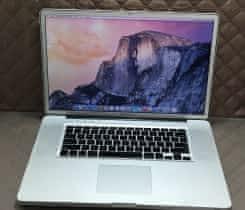 Macbook Pro 17 , rok 2010, 4GB RAM, 128GB SSD