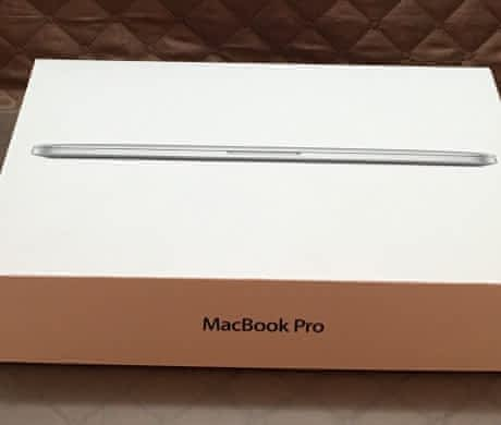Macbook Pro 13 Retina, rok 2013, 16GB RAM, 256GB SSD