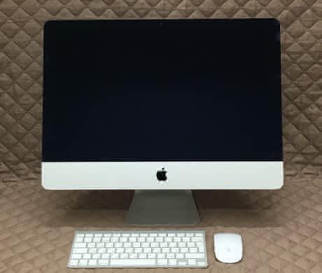 """iMac 21.5"""", rok 2013, 8GB RAM, 1TB HDD, i5"""