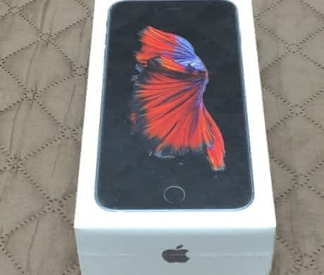 iPhone 6S Plus Space Gray 16GB