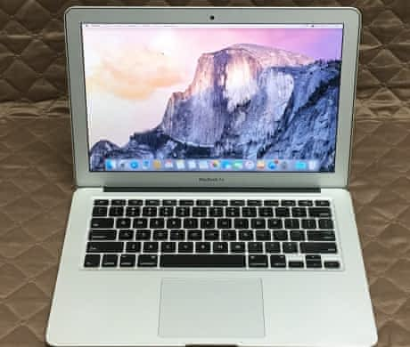 Macbook Air 13, rok 2012, 8GB RAM, 512GB SSD
