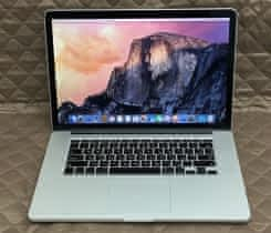 Macbook Pro 15 Retina, rok 2013, 8GB RAM, 256GB SSD