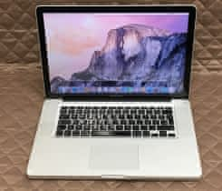 Macbook Pro 15, rok 2010, 4GB RAM, 750GB HDD