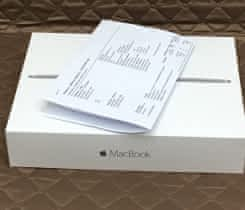 Macbook 12 II, rok 2016, 8GB RAM, 256GB SSD