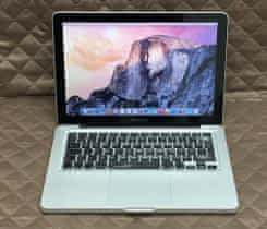 Macbook Pro 13, rok 2011, 4GB RAM, 128GB SSD + 320GB HDD