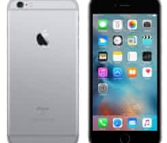 iPhone 6S, Space Gray 64GB