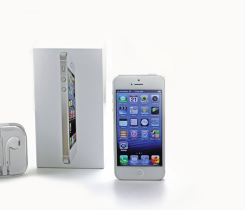 iPhone 5 16GB – Silver (Republished)