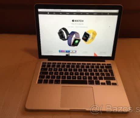 """SÚRNE PREDÁM MacBook Pro 13""""s ret.  2013"""
