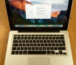 "MacBook Pro 13"" late 2011, ssd, komplet"
