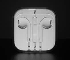 Nepoužitá Earpods sluchátka