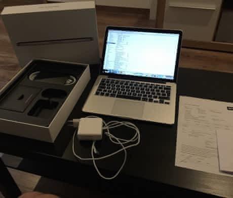 Výměna Macbook Pro za Macbook 12