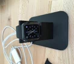 Apple Watch 42mm cerne