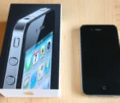 iPhone 4S, 16 GB, 100% NOVA BATERIE obal
