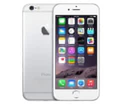 Apple iPhone 6 128GB Silver, CZ, záruka