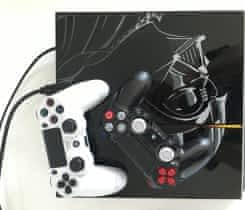 Playstation 4 Star Wars,2 ovladače,Hry