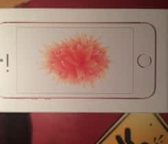 iPhone SE, ROSE GOLD, 16GB – NEROZBALENÝ