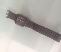 Leather loop black 42mm