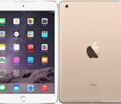 iPad mini 3 16 gb white/gold