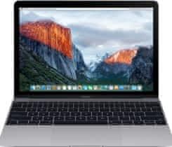 Macbook 12 256GB, CZ, nový,  záruka 24m