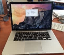 "Macbook Pro Ret 15"",i7 2,3GHz, 16,256ssd"