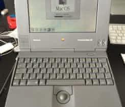 PowerBook Duo 210 + dokovací stanice