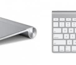 Bezdrát. klávesnice a magic trackpad