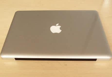 MacBook Pro Mid-2012, 500 GB HDD, 2.5GHz