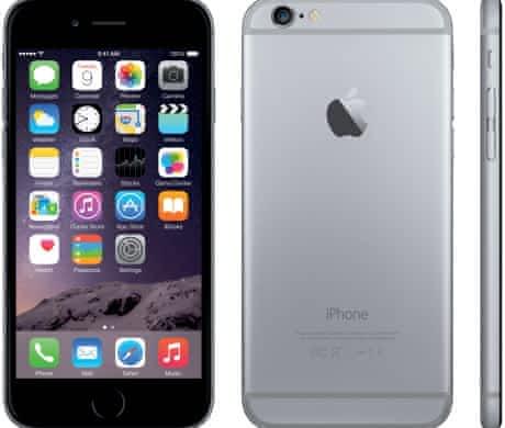 Apple IPhone 6S 16gb- space gray