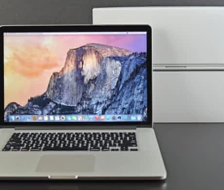 MacBook Pro (Retina, 13-inch, Early 2015