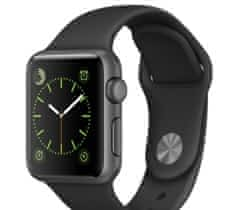 Koupím Apple Watch Sport 38mm Space Gray