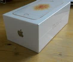 iPhone SE, 16GB, Gold – NOVÝ –