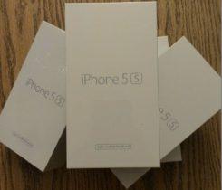 iPhone 5S, 16GB, Gold – NOVÝ –