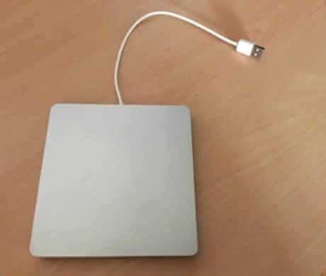 Prodám CD/DVD mechaniku pro MacBook/Mac