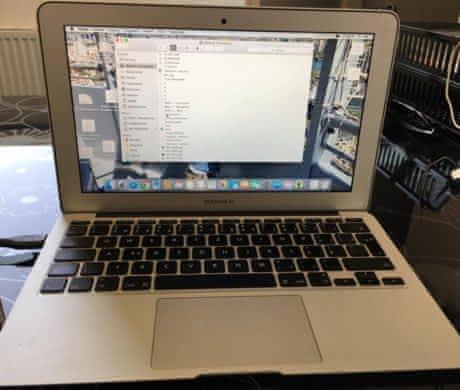 """MacBookAir 11"""""""