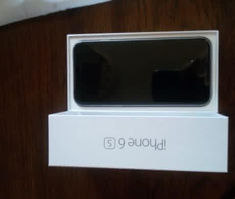 Iphone 6s 64 Gb novy,2 roky zaruka