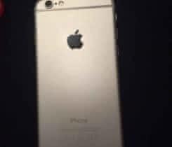 iPhone 6, 16gb, barva Silver + kryty atd