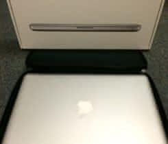 Macbook – používaný měsíc stav nový
