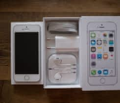 iPhone 5S 16GB silver- koupeno 24.8.2016