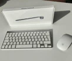 Magic Mouse a bezdrátová klávesnice CZ