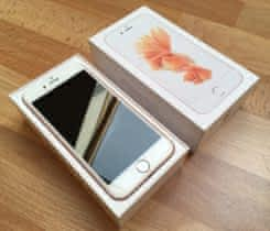 Prodám iPhone 6S 64 GB rose gold