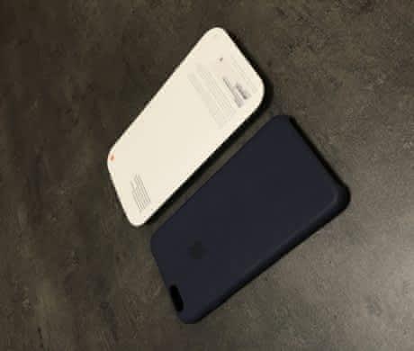 Silikonový kryt na iPhone 6s Plus  18ef56d6254