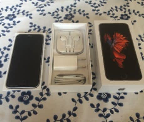 Apple iPhone 6S 16gb TOP STAV