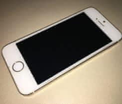 iPhone 5S 32 GB, zlatý
