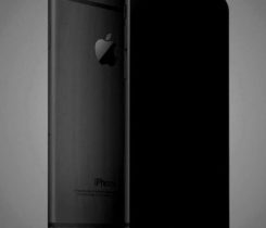 iPhone 7, 128gb, space black