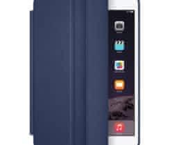 iPad mini Smart Case kožený, tmavě modrý