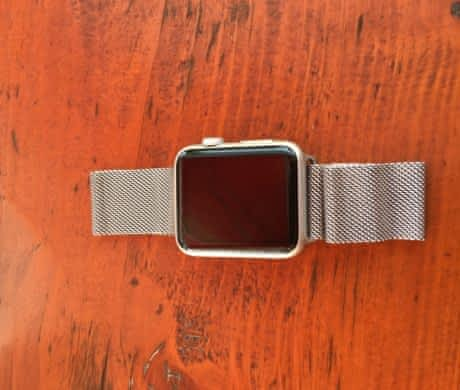 Prodám Apple Watch SPORT 42mm Silver!