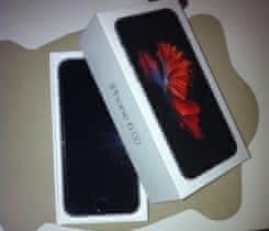 Prodám iPhone 6s space grey 16gb