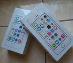 iPhone 5S, 32GB, Silver – NOVÝ –