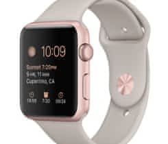 APPLE WATCH SPORT ROSEGOLD 42mm :-)
