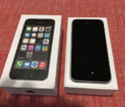 iPhone 5s 32GB, Space Grey, odpočet DPH!
